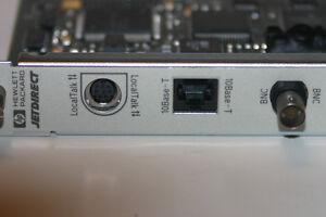 HP Jetdirect J2552 Print Server Card. Oakville / Halton Region Toronto (GTA) image 5