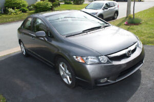 2010 HONDA CIVIC LX-S - Low Mileage ! Great condition! (PPU)