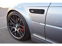BMW M3 Front Wings 2005 -