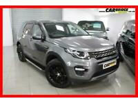 2015 Land Rover Discovery Sport 2.2 SD4 SE TECH 5dr 190 BHP Estate Diesel Automa
