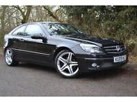 2009 Mercedes-Benz CLC 220 2.1TD CDI Panorama Pk Auto Sport £169 A Month £0 Depo