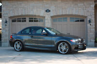 2008 BMW 1-Series 135i Coupe (2 door) / MUST SELL!