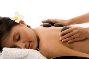 Hot Stone Massage in Youngshape at cheap price!