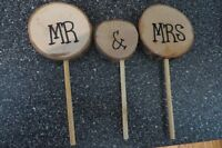 Rustic wedding decorations       **      Make me an offer!