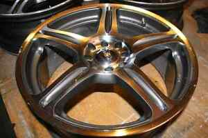 "Mags 17"" rims"