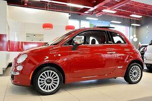 2016 Fiat 500 Lounge
