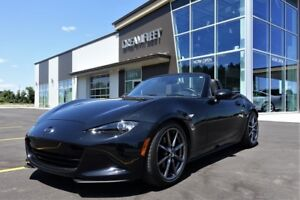 SOLD  2016 Mazda MX-5 GT - SALE (to July 31)