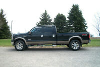 2007 Ford F-250SD Lariat FX4-Super Crew TURBO DIESEL!! New Tires