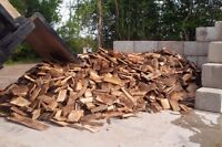 Wholesale Firewood, Direct from the mill