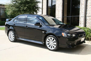2009 Mitsubishi Lancer GTS - Tout Cuir, Toit ouvrant, Mags 18''