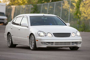 Toyota Aristo V300 Vertex AKA JDM Lexus GS - Certified & Finance