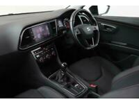 2017 SEAT Leon 1.8 TSI FR Technology 3dr Hatchback Petrol Manual