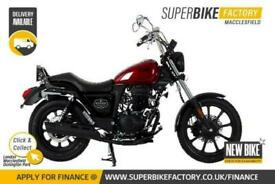 LEXMOTO MICHIGAN 125CC IN RED NEW MOTORBIKE *FINANCE AVAILABLE *DIRECT DELIVERY