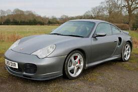 Porsche 911 3.6 Turbo Tiptronic S 4WD
