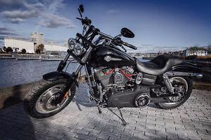 Harley Davidson Fatbob 1687cc Lots of custom patrs