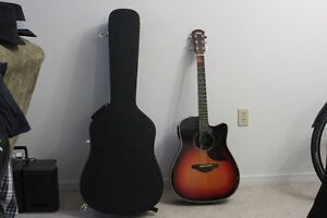 YAMAHA  A3R ELECTRIC ACOUSTIC GUITAR