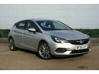 2020 Vauxhall Astra 1.2 Turbo 145 SRi VX-Line Nav 5dr Hatchback Manual Hatchback