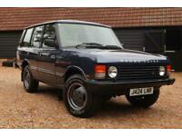 1991 Land Rover Range Rover 2.5 TD Vogue 5dr SUV Diesel Manual