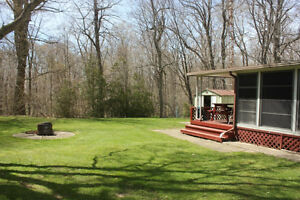 Wildwood by the Lake ~ Trailer Rentals