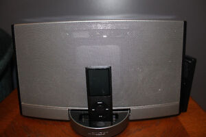 BOSE stereo with Ipod