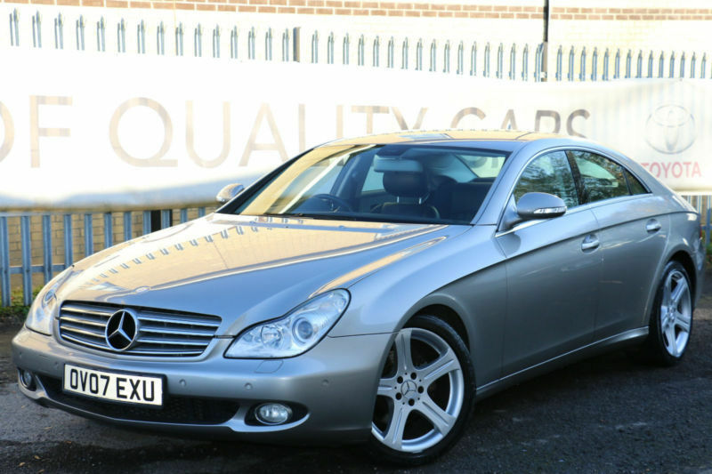 mercedes benz cls320 3 0cdi 7g tronic 320 bargain priced mint car in high wycombe. Black Bedroom Furniture Sets. Home Design Ideas