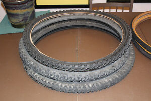 NEW & USED Tires CLINCHER MICHELIN Fortezza 700c 23c 29er 26