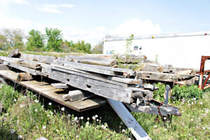 Assorted barn beams for Sale