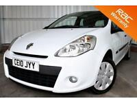 2010 10 RENAULT CLIO 1.1 EXTREME 3D 74 BHP! P/X WELCOME! 2 OWENRS! 57K MILES! PA