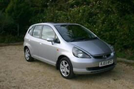 AUTOMATIC Honda Jazz with SERVICE HISTORY and recent NEW MOT done 91393 Miles