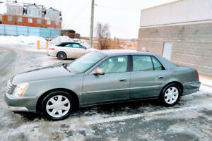 CADILLAC DTS 2006 EXCELLENT CONDITION NEGO 3899