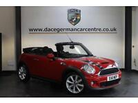 2011 MINI CONVERTIBLE 2.0 COOPER CHILI PACK SD 2DR 141 BHP DIESEL