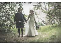 Wedding and portrait photographer.
