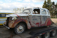 FOR SALE.. 1948 PREFECT PROJECT..