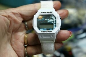 Star war Trooper watch Kids
