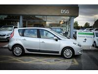 2010 10 RENAULT SCENIC 2.0 Expression 5dr CVT in Silver