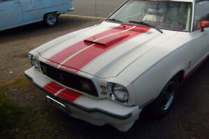 for sale  78 mustang 11 cobra 6299.00  same owner 37 years new p