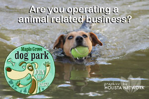 Maple Grove Dog Park Owners Association 1st Annual DogDay in May