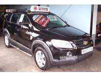 Chevrolet Captiva 2.0CDTi ( 148bhp ) ( 7st ) LT ** DIESEL * 7 SEATS * DIESEL **