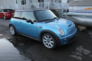 Mini cooper S front and rear struts assembly, coil, damper etc.