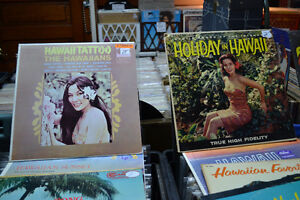25 HAWAIIN RECORDS 25 LP'S - ALL EXTREMELY CLEAN! $25 Windsor Region Ontario image 2