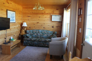 Rustico Pine Cottages August; And Labor Day 3-Night Package !