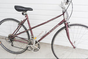 21 speed Bicycle PERFECT for a Men/ Woman. NEW tires! NEGOTIABLE