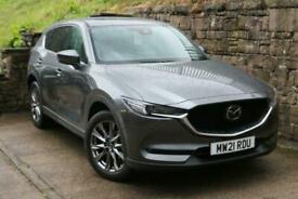 image for 2021 Mazda CX-5 2.0 GT Sport 5dr Auto Estate Petrol Automatic