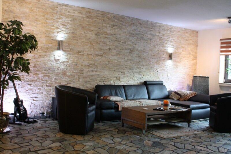 Marmor Natursteinwand Wandverblender Riemchen Echtstein W2 Fliesen 39€/m² MUSTER