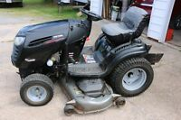2008 Craftsman DGS 6500 Lawn and Garden Tractor  26 HP