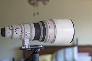 Canon F2.8 400mm prime lens $2200 firm