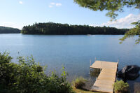 Weekly Cottage Rental - Danford Lake, an hour from Ottawa