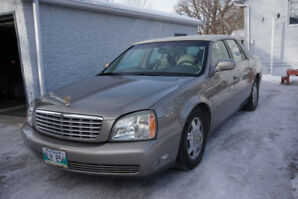 2004 Cadillac De Ville - Brand New Safety