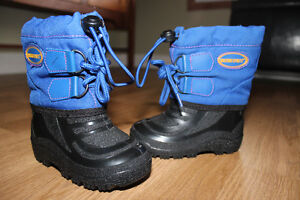 Toddler Boy Size 5 Winter Boots