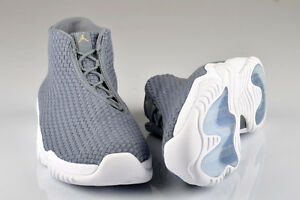 Jordan Future High - Cool Grey Size 12